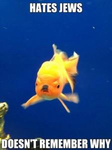 hitler fish