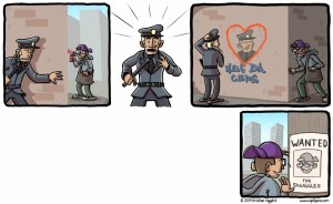 hug da cops