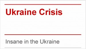 insane in the ukraine