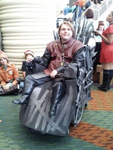 ironthrone chair