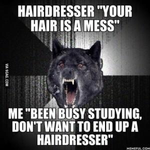 iw hairdresser