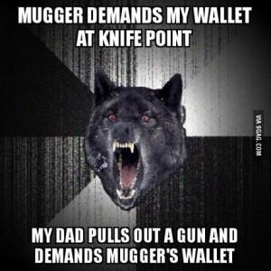 iw mugging