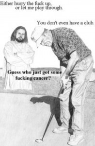 jesus golf help