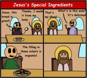 jesus ingredients