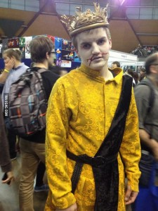 joffrey cosplay
