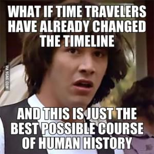 keanu timetravelers