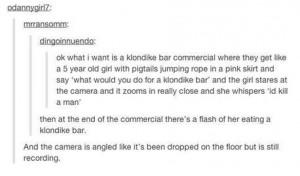 klondike commercial
