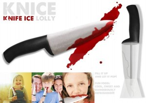 knife popsicle
