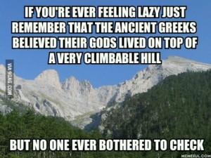 lazy religion