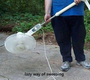 lazy sweeping