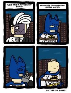 lego identity