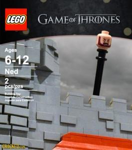 lego nedstark