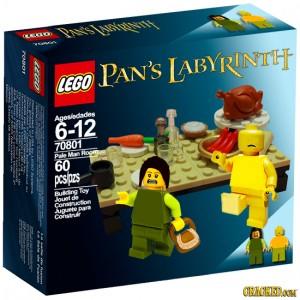lego pans labyrinth