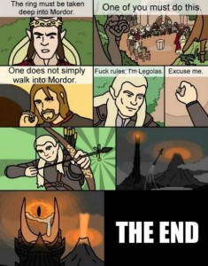 legolas solves it