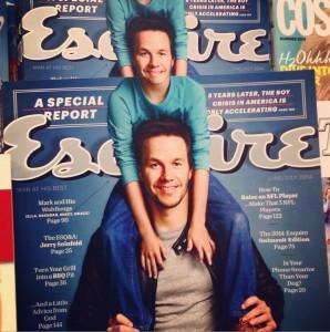 magazine hug