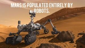 mars population