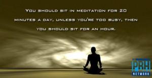 meditation length