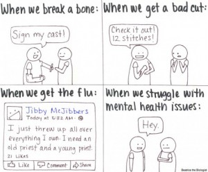 mentalhealth discussion