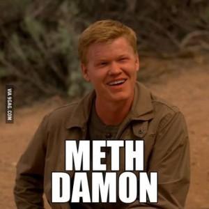 meth damon