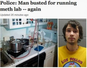 meth lab runner