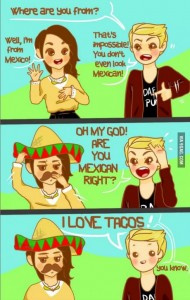 mexican disbelief