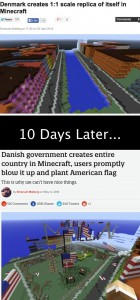 minecraft country warfare