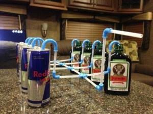 mixing straws