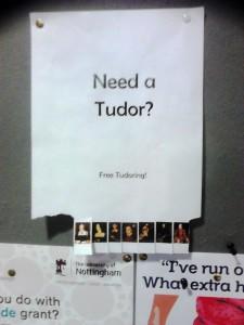 need a tudor