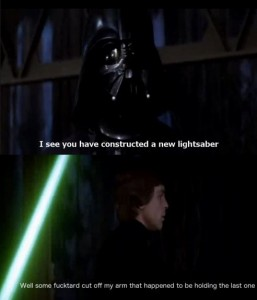 new lightsaber observation