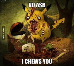 no ash i chews you