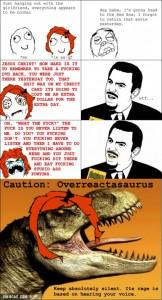 overreactasaurus