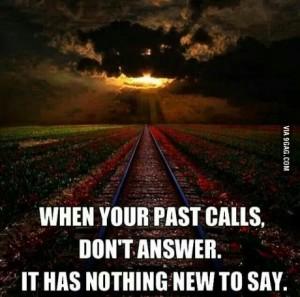 past calls