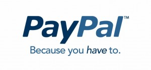 paypal because