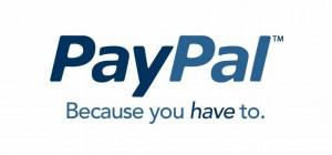 paypal because