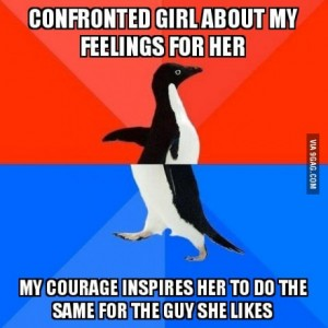 penguin confession inspiration