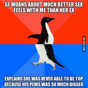 penguin penissize
