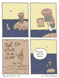 piecomic stuckonanisland