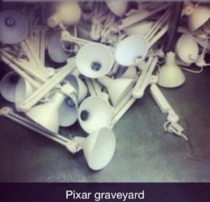 pixar graveyard