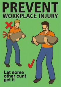 prevent workplace injury letsomeoneelse