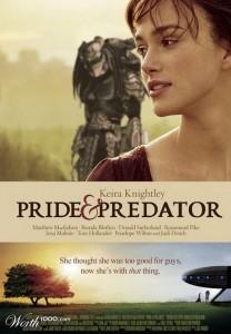 pride and predator