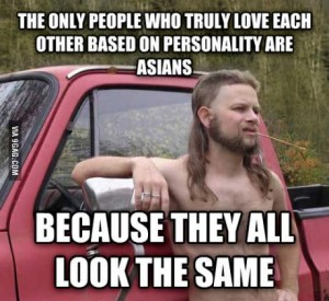 redneck asian love