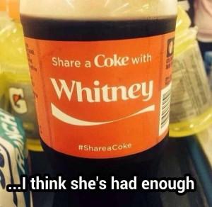 shareacokewithwhitney