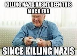 since killing nazis
