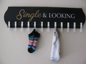 singleandlooking socks