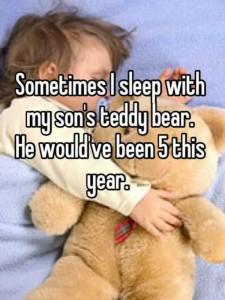 sleepwithmysonsteddybear