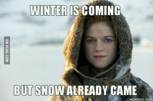 snowalreadycame