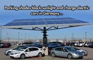 solar parking shade