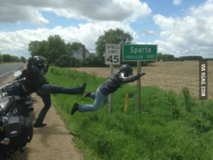 sparta sign