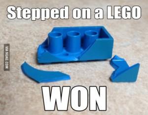 steppedonalego win