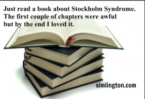 stockholm syndrome book